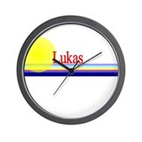Lukas Wall Clock