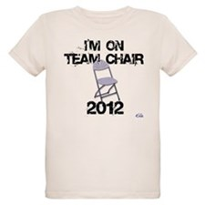 Im on Team Chair 2012 T-Shirt