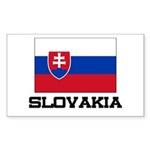 Slovakia Women's Fitted T-Shirt (dark)