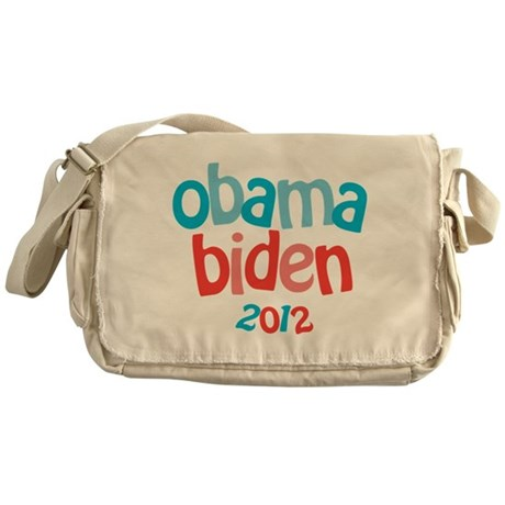Obama Biden 2012 Messenger Bag