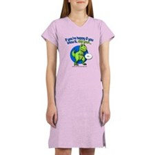 If Youre Happy Women's Nightshirt