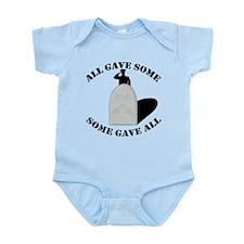 Remember the Fallen. Infant Bodysuit