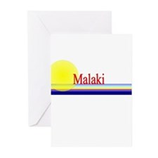 Malaki Greeting Cards (Pk of 10)