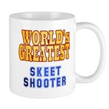 World's Greatest Skeet Shooter Mug