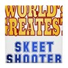 World's Greatest Skeet Shooter Tile Coaster