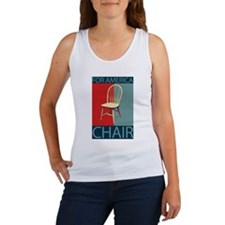 Chair for America Women's Tank Top