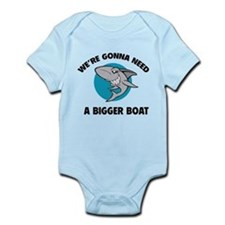 We're gonna need a bigger boat Infant Bodysuit