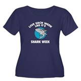 Live each week like it's shark week T
