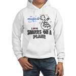 Snakes On A Plane Hooded Sweatshirt