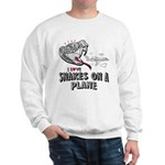 Snakes On A Plane Sweatshirt