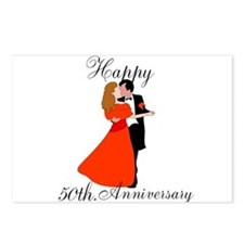 Custom Anniversary Postcards (Package of 8)