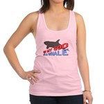 It's a Whale Racerback Tank Top