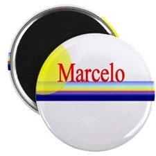 "Marcelo 2.25"" Magnet (10 pack)"