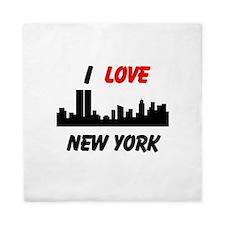 I love NY Queen Duvet