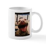 DCK the RedNose american pitbull terrier Mug