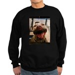 DCK the RedNose american pitbull terrier Sweatshir