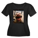 DCK the RedNose american pitbull terrier Women's P