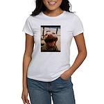 DCK the RedNose american pitbull terrier Women's T