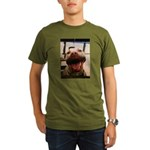 DCK the RedNose american pitbull terrier Organic M