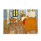 Bedroom at Arles Postcards (Package of 8)