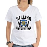 Tallinn Estonia Shirt
