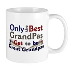 Best Great Grandpa Double Mug
