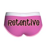 Retentive Women's Boy Brief