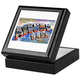 Asbury Park Greetings Keepsake Box