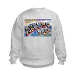 Asbury Park Greetings (Front) Sweatshirt