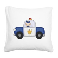 SCRAPCRUISER.png Square Canvas Pillow