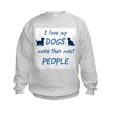 Love My Dogs Sweatshirt