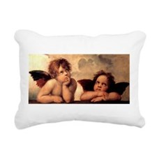Cherubs Rectangular Canvas Pillow