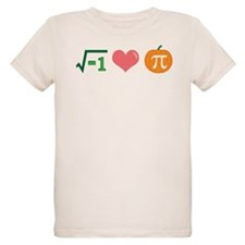 i Love Pumpkin Pi -- T-Shirt