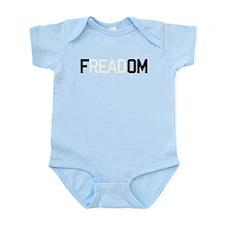 fREADom Infant Bodysuit