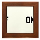fREADom Framed Tile