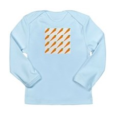 Carrot Long Sleeve Infant T-Shirt