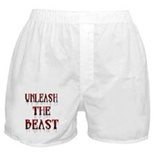 "Malice ""Unleash The Beast"" Boxer Shorts"