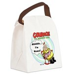 courageathome.png Canvas Lunch Bag