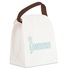 GROOMSMANA.png Canvas Lunch Bag