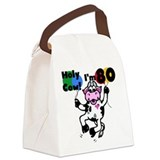 HOLYCOW80.png Canvas Lunch Bag
