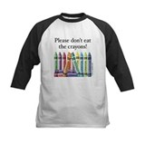 Please don't eat the crayons Tee