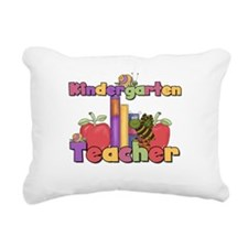 kindergartenappletteacher.png Rectangular Canvas P