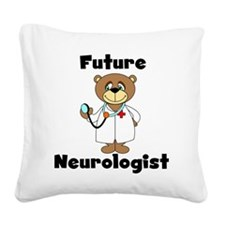 futureneurologistASA.png Square Canvas Pillow