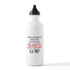 Gotta let 'em go Water Bottle