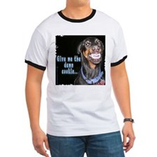 Doberman Pinscher Smiles T