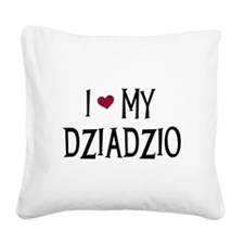 POLANDGPA.png Square Canvas Pillow