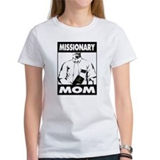Missionary Mom - LDS T-Shirt - LDS Clothing Women'