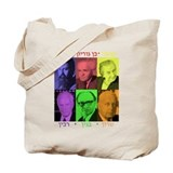 Zionists Tote Bag