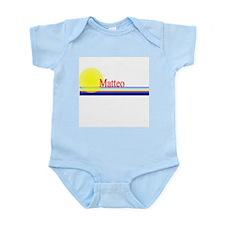 Matteo Infant Creeper