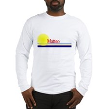 Matteo Long Sleeve T-Shirt